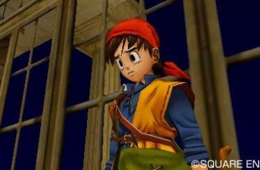 Dragon Quest VIII presenta a sus personajes principales en vídeo