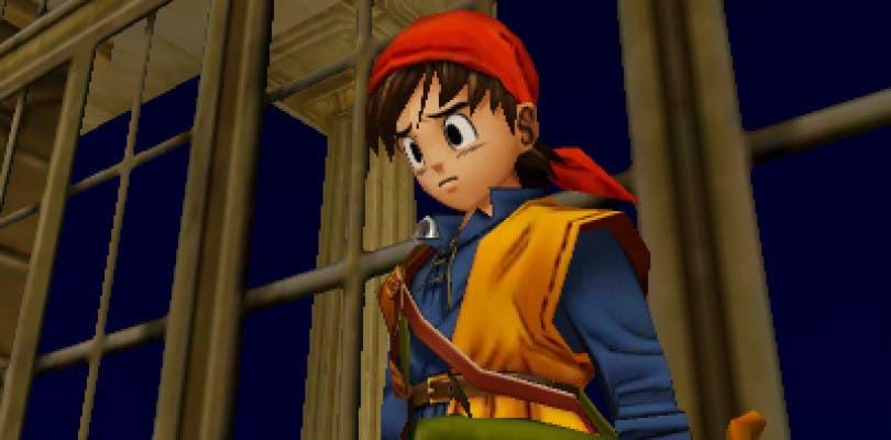 Las nuevas imágenes de Dragon Quest VIII revelan una nueva mazmorra