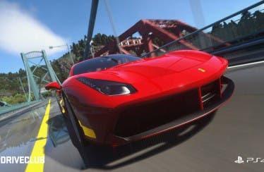 El Ferrari 488 GTB llegará a DriveClub mañana