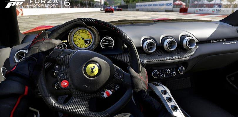 Una sola persona para adaptar Forza Motorsport 6 al 4k de Scorpio