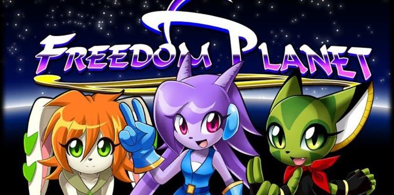 Freedom Planet retrasa su lanzamiento por tercera vez en Wii U