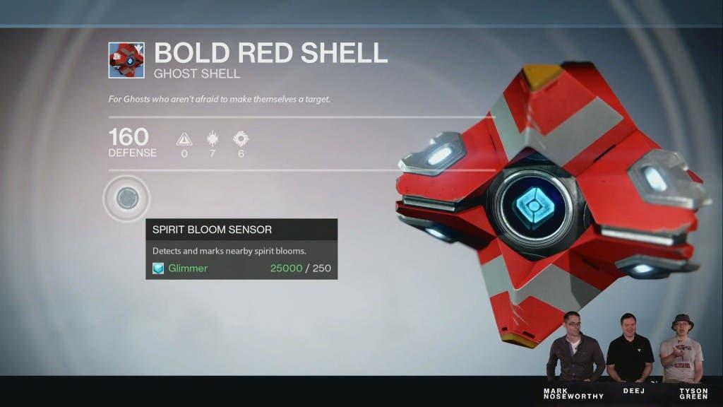 Ghost Shell Destiny
