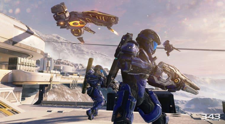 Imagen de Halo 5: Guardians - El estudio revela nuevos detalles de la campaña y de la tecnología del juego
