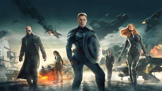 Imagen promocional Capitan America