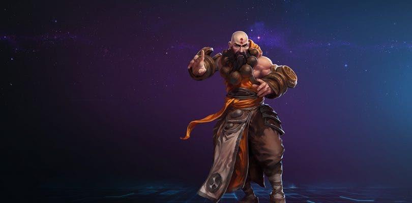 Blizzard presenta a Kharazim en Heroes of the Storm