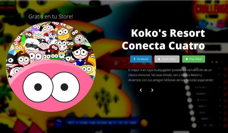Koko's Resort conecta cuatro store