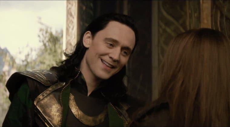"""Imagen de Loki podría ser la """"puerta de entrada"""" a Thor: Love and Thunder"""