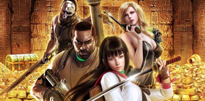 Project Treasure, el juego gratuito de Bandai, se llamará Lost Reavers