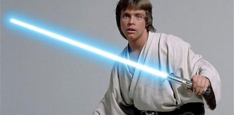 Se filtra una fotografía de Luke Skywalker