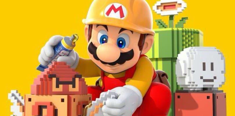 Super Mario Maker ha vendido un millón de unidades