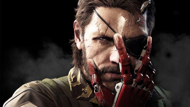 Metal Gear Solid V the phatom Pain