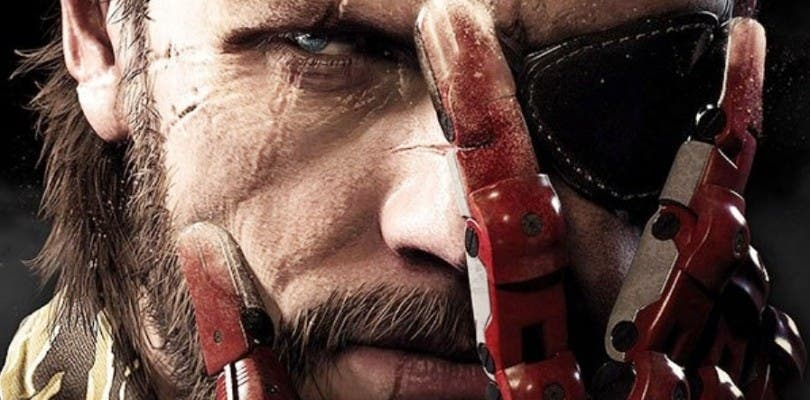 Cinco millones de unidades vendidas de Metal Gear Solid V: The Phantom Pain