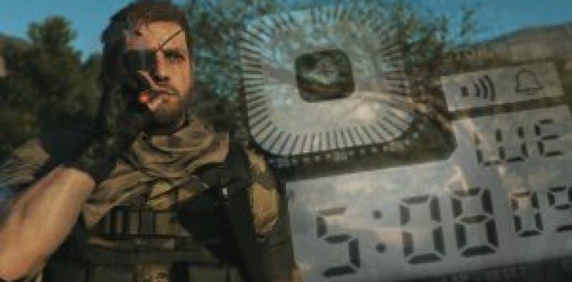 Ya disponible la primera actualización de Metal Gear Solid V: The Phantom Pain