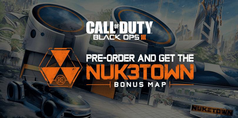 Call of Duty Black Ops 3 – Activision anuncia oficialmente el regreso de NUK3TOWN