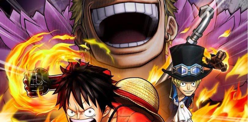 Namco Bandai distribuye un nuevo tráiler de One Piece: Pirate Warriors 3