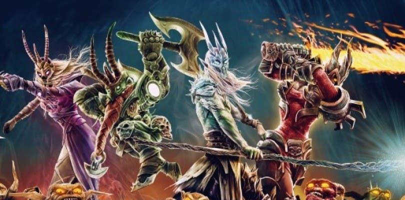 Tráiler de lanzamiento de Overlord: La Comunidad del Mal