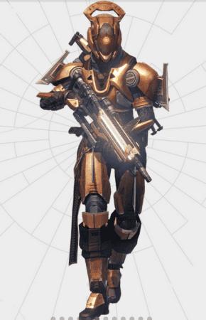 Cámara de Cristal - Destiny