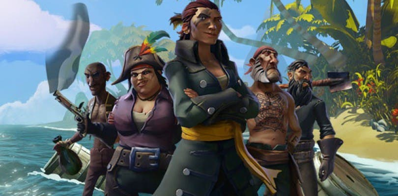 Sea of Thieves se lanzará en marzo de 2018