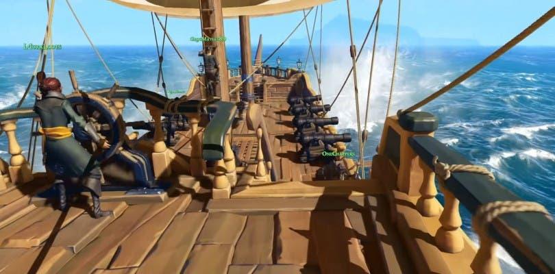 Sea of Thieves homenajeará a antiguos juegos de Rare