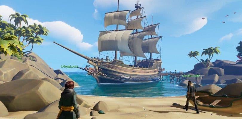 Sea of Thieves, lo nuevo de Rare, no llegará en 2016
