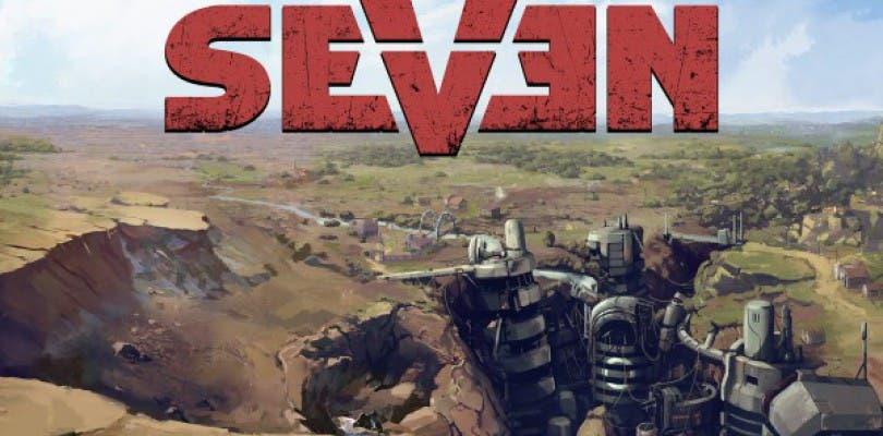 Seven es el nuevo juego de Fool's Theory