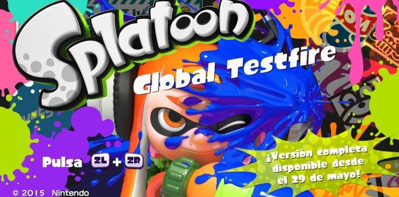Vuelve Splatoon Global Testfire