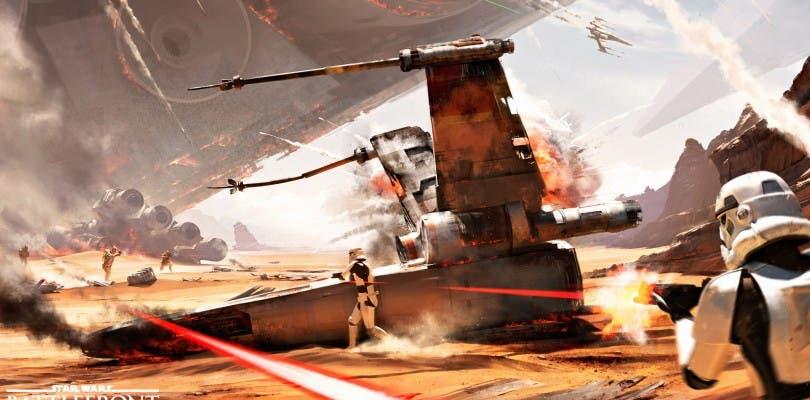 El proyecto fan de Star Wars Battlefront III llegará a Steam