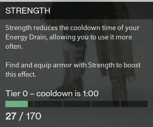 Strength Destiny