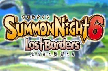 Summon Night 6: Lost Borders presenta su primer tráiler