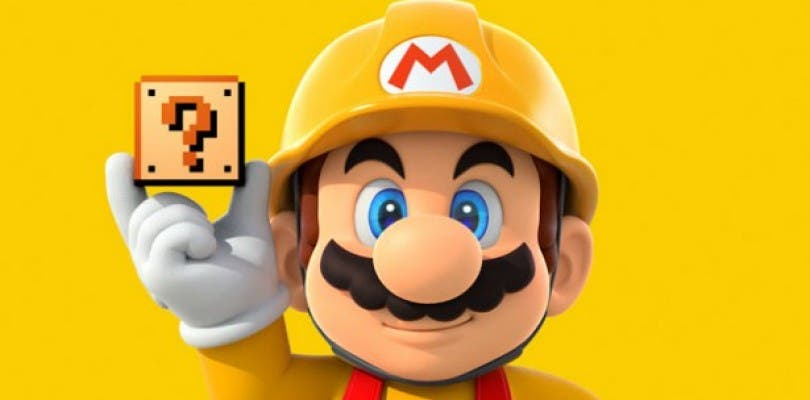 Nuevo tráiler para Super Mario Maker para Nintendo 3DS