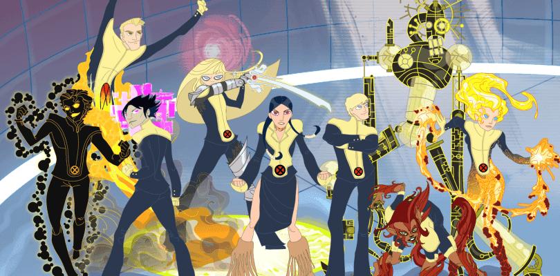 El guión de New Mutants va cogiendo forma