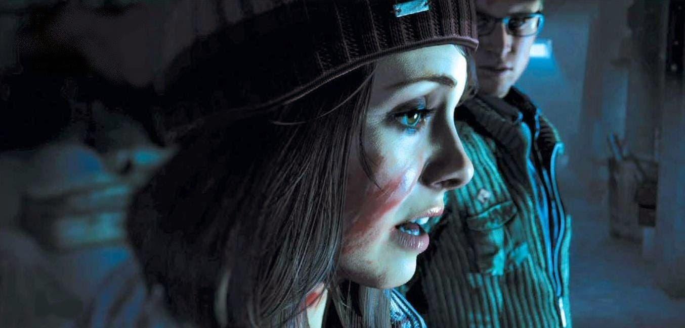 Imagen de Se revelan las imágenes del prototipo de Until Dawn para PS3