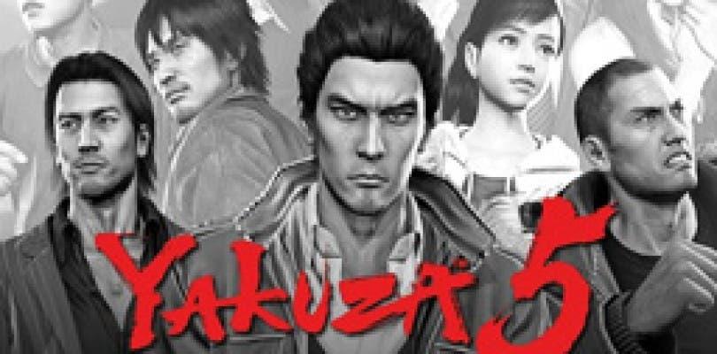 Yakuza 5 llegará a occidente con todos sus DLCs