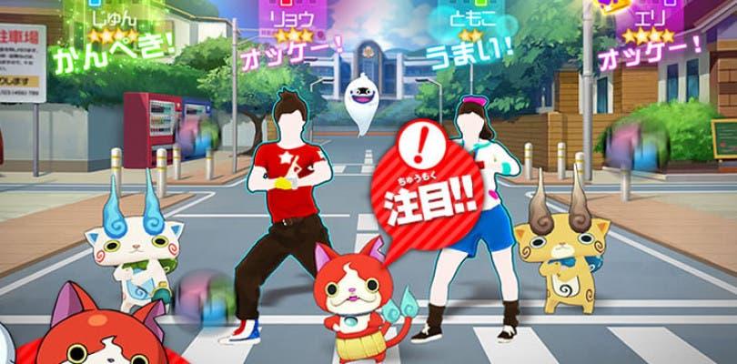 Yo-Kai Watch Dance nos prepara para bailar con las primeras imágenes oficiales