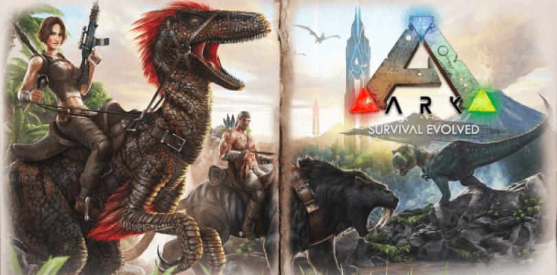 Se acerca el alpha de Ark: Survival Evolved