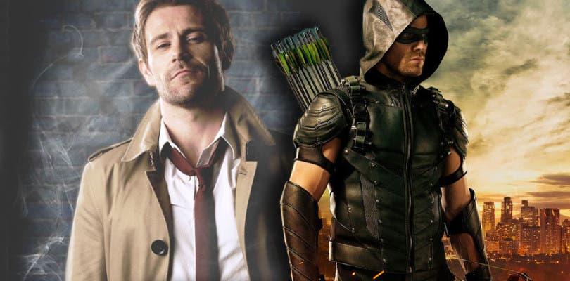 Nuevos detalles sobre la aparición de Constantine en Arrow