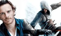 Primera imagen oficial de Michael Fassbender en Assasin's Creed