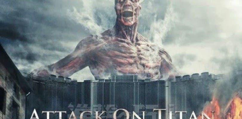 Primer tráiler gameplay de Ataque a los Titanes, de Koei Tecmo
