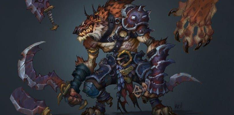 Battle Chasers se muestra en nuevas ilustraciones
