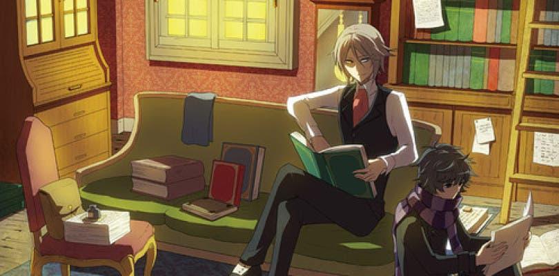 Black Holmes es el nuevo juego de la creadora de Hatoful Boyfriend