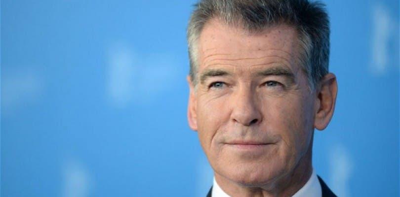 Pierce Brosnan ve posible un James Bond homosexual