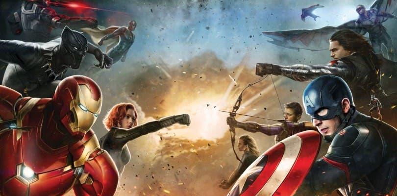Nuevo vistazo a los bandos de Capitán América: Civil War
