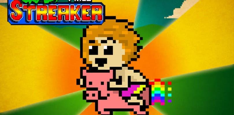 Crazy Pixel Streaker ya busca la aprobación del usuario en Steam Greenlight