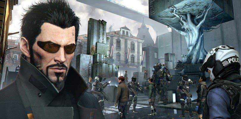 Impresiones y entrevista al director de Deus Ex: Mankind Divided