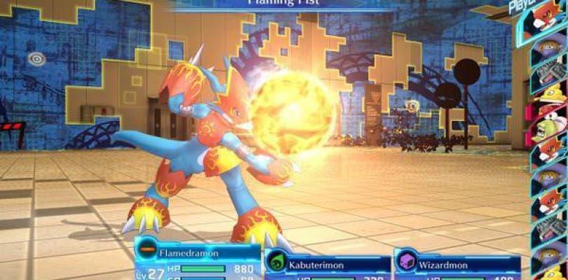 La versión occidental de Digimon Story: Cyber Sleuth muestra nuevas imágenes