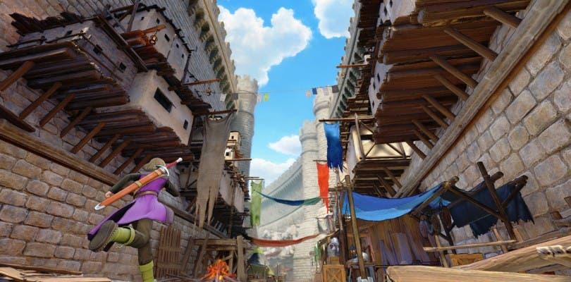 Square Enix delimita la llegada de Dragon Quest XI en un margen de un año