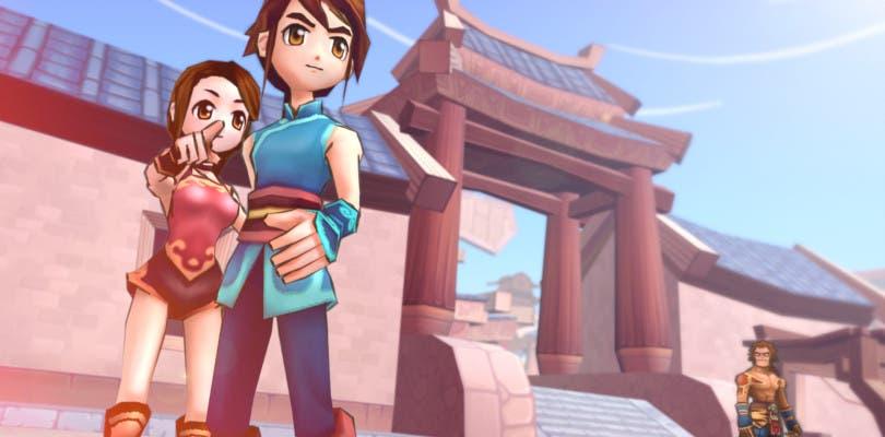 Dream of Mirror Online vuelve a las andadas en Steam