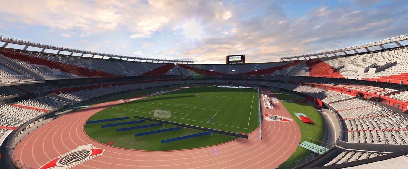 La Bombonera y El Monumental en FIFA 16