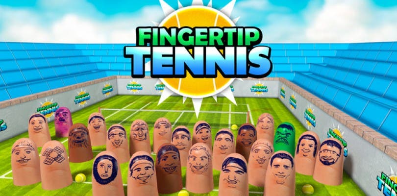 DevilishGames lanza Fingertip Tennis en iOS y Android