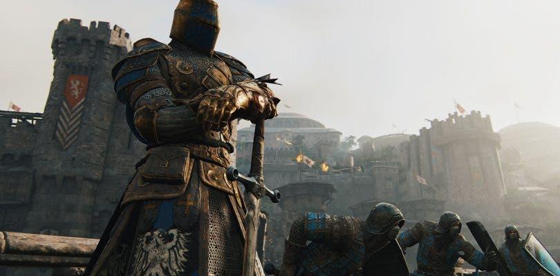 La beta cerrada de For Honor llegará a finales de enero